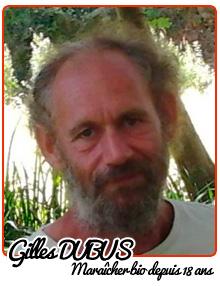 ebook potager bio, Gilles Dubus